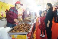 Shenzhen, China: Festival de las compras del Año Nuevo Imagen de archivo libre de regalías