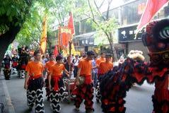 Shenzhen, China: fete parade Stock Photo
