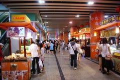 Shenzhen, china: food street Stock Photo