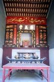 Shenzhen, china: hakka crane lake new homes Stock Photography