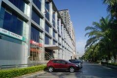 Shenzhen, China: Hengfeng Haiyue Kokusai Hotel Royalty Free Stock Photography