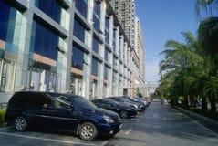 Shenzhen, China: Hengfeng Haiyue Kokusai Hotel Royalty Free Stock Photos