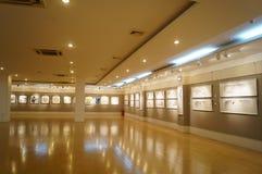 Shenzhen, China: Het schilderen de Werkententoonstelling Royalty-vrije Stock Afbeeldingen