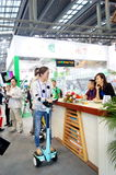 Shenzhen, China: Hi Tech Fair Stock Photography