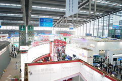 Shenzhen, China: High-Teche Messe Lizenzfreie Stockbilder