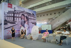Shenzhen, China: Home Furnishing Supplies Exhibition Stock Photography
