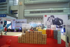 Shenzhen, China: Home Furnishing Supplies Exhibition Stock Photo