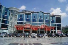Shenzhen, China: hotel landscape Stock Image
