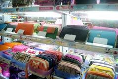 Shenzhen, china: huarun vanguard supermarket Royalty Free Stock Image
