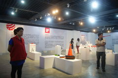 Shenzhen, China: Industrial Products Exhibition Stock Images