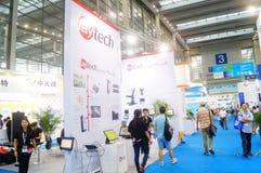 Shenzhen, China: International Electronics Exhibition Royalty Free Stock Images