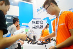 Shenzhen, China: International Electronics Exhibition Stock Photos