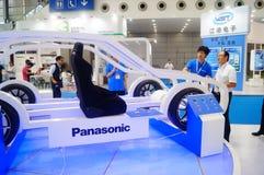 Shenzhen, China: International Electronics Exhibition Stock Photos