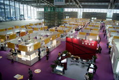 Shenzhen, China: International Gold Jewelry Fair Stock Photos