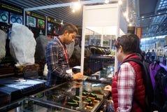 Shenzhen, China: International Gold Jewelry Fair Stock Image