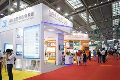 Shenzhen, China: International Logistics Exhibition Royalty Free Stock Images