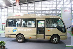 Shenzhen, China: International Logistics Exhibition Royalty Free Stock Photography