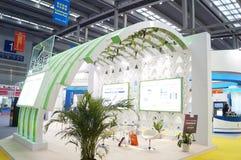 Shenzhen, China: International Logistics Exhibition Stock Images