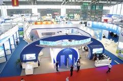 Shenzhen, China: International Logistics Exhibition Stock Photo