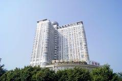 Shenzhen, china: international mayor exchange center Stock Images