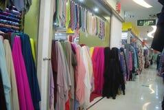 Shenzhen, China: International Textile City Stock Image