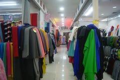 Shenzhen, China: International Textile City Stock Photography