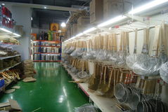 Shenzhen, China: kitchen supplies store Royalty Free Stock Photography