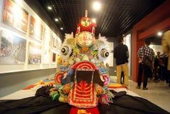 Shenzhen china: kylin museum Stock Photography