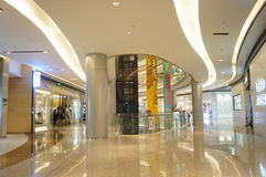 Shenzhen, China: large comprehensive shopping malls Royalty Free Stock Photo