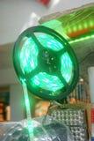 Shenzhen, China: lighting facilities Royalty Free Stock Photos