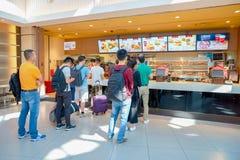 Shenzhen Bao'an International Airport. Stock Images