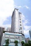 Shenzhen china minsheng bank Royalty Free Stock Photo