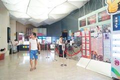 Shenzhen, China: Movie Entertainment City Stock Photography