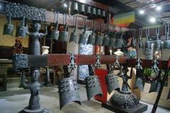 Shenzhen, China: música antigua de la campana Fotos de archivo libres de regalías