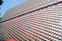 Shenzhen, China: Nanshan kulturell und Sportzentrum lizenzfreies stockbild
