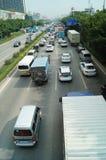 Shenzhen, China: 107 National Road Traffic landscape Stock Images