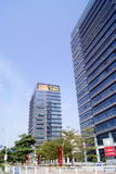 Shenzhen, china: office commercial building Stock Image