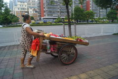 Shenzhen, China: Pavement Landscape Stock Photos