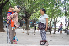 Shenzhen, China: people in the Park Leisure Stock Photos