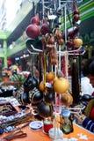 Shenzhen, China: pequeño mercado comercial Imagen de archivo