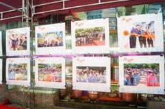 Shenzhen, China: Photography Exhibition Stock Photo