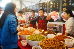 Shenzhen, China: pickles series Sale Stock Photos