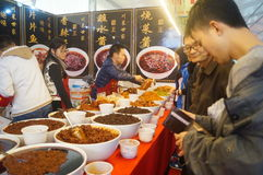 Shenzhen, China: pickles series Sale Stock Photo