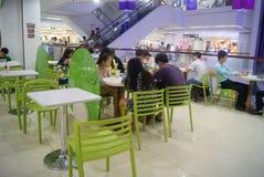 Shenzhen, China: Restaurant Royalty Free Stock Photo
