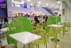 Shenzhen, China: Restaurant Stock Image