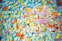 Shenzhen china: restaurant wall Stock Images