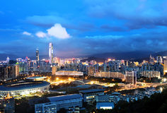 Shenzhen Royalty Free Stock Image