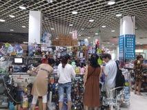 Shenzhen, China: SEG electronic trading market Stock Photos