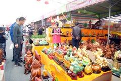 Shenzhen china: sell handicrafts Stock Photos