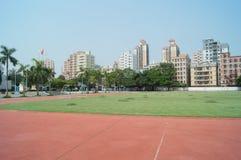 Shenzhen, China: Shajing middle school Stock Image